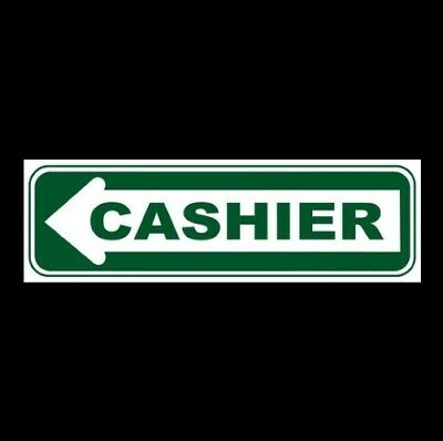 CLOSURE OF CASHIERS