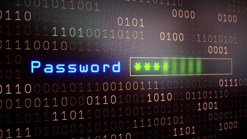 Production Password Distribution