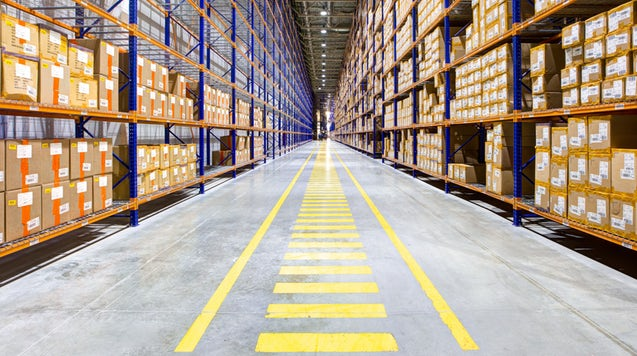 NEW ONLINE WAREHOUSE FEES FORM